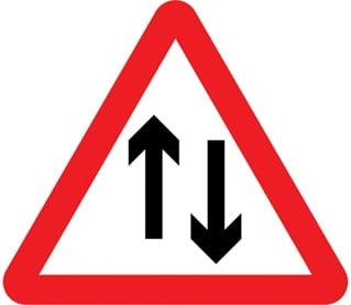 it two way street