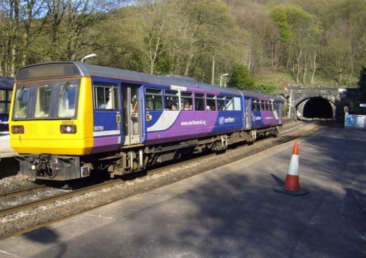 Workington's Finest Pacer train