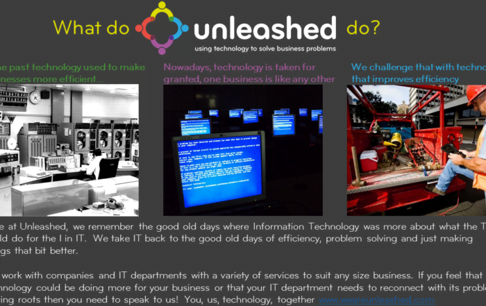 What Unleashed Do