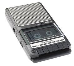Cassette player