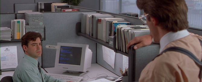 Office Space Peter and Lumberg