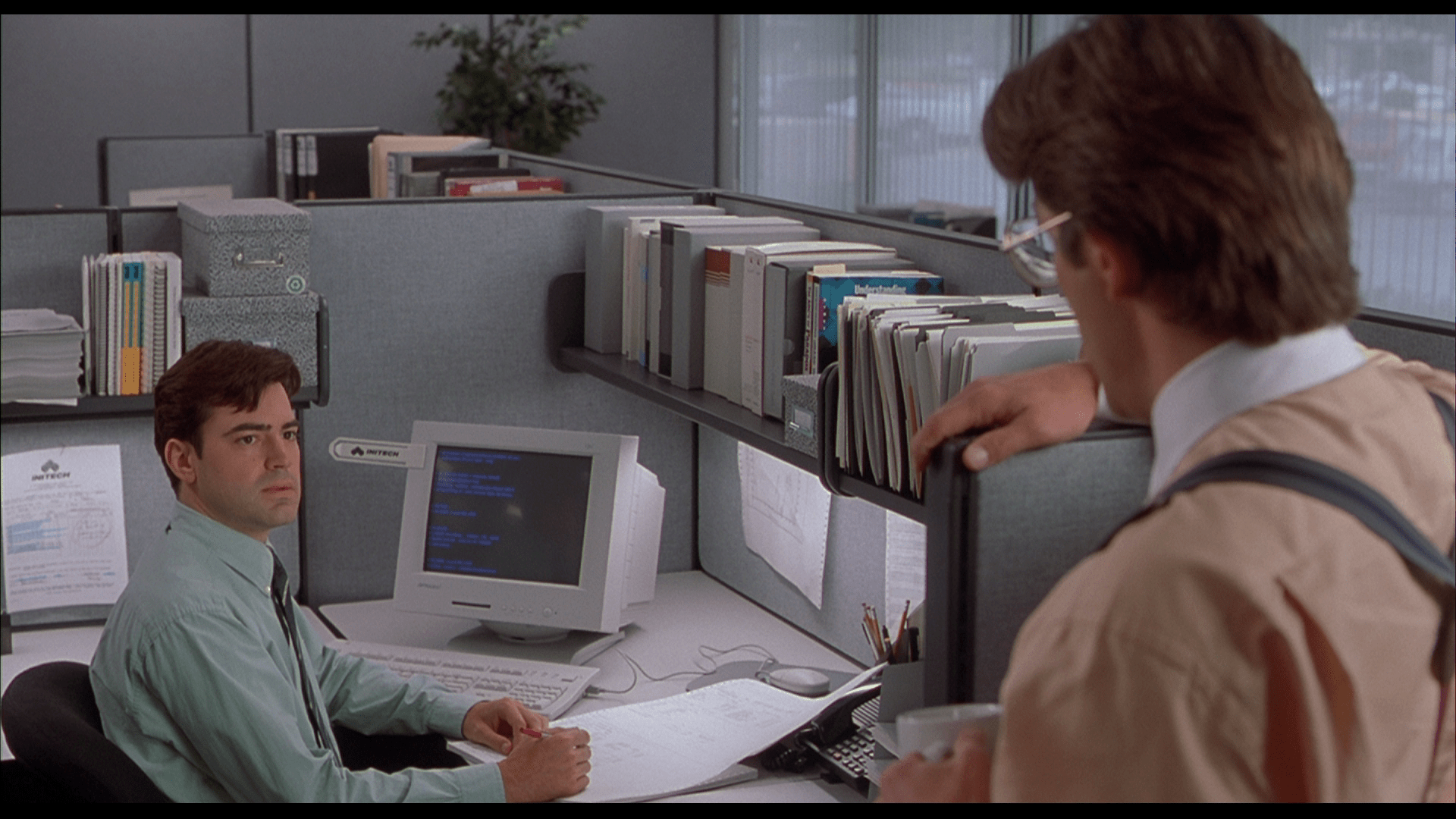 office space it director