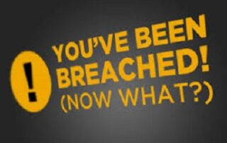 GDPR breach notification