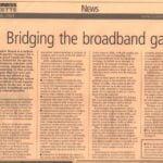 Chris Rogan's article for the Cumbria Business Gazette July 2004