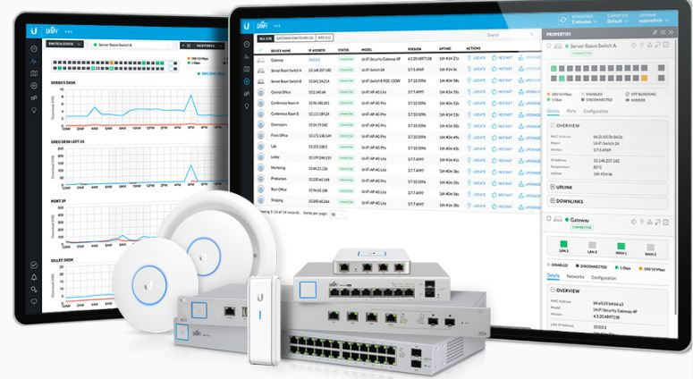 UniFi from Unleashed IT - Cloud Managed networking for your