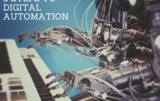 5 Steps to Digital Automation