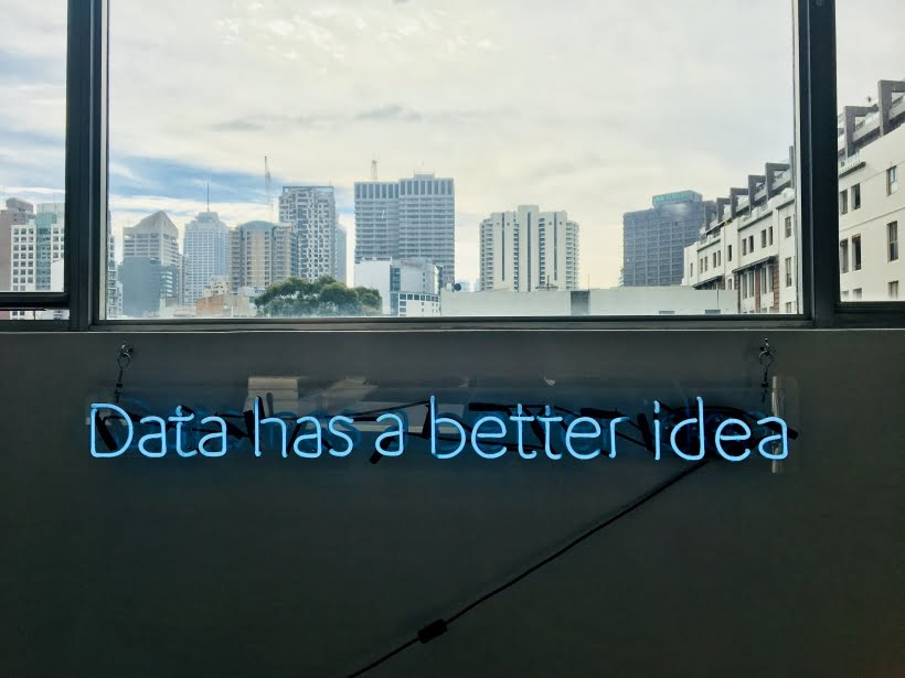 Data Driven Transformation: Data has a better idea image